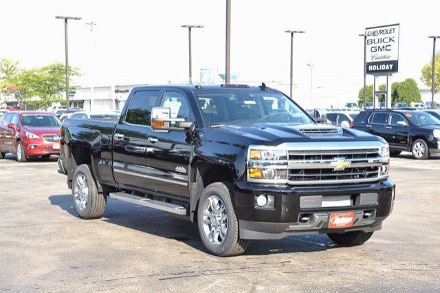2018 Silverado 2500 Crew Cab 4x4, Pickup #18C104 - photo 8