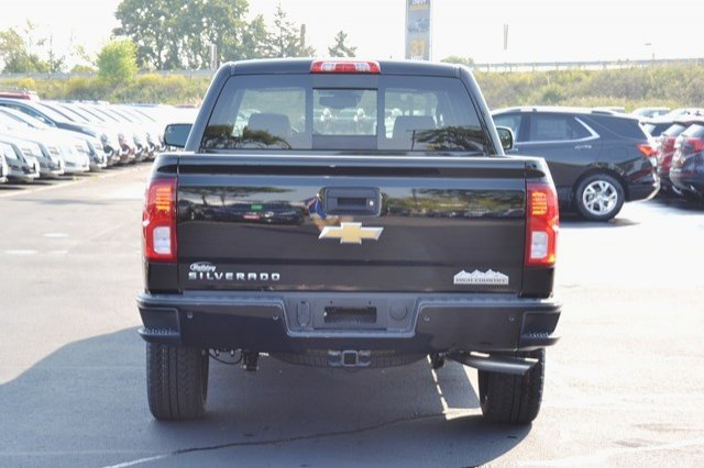 2018 Silverado 1500 Crew Cab 4x4 Pickup #18C127 - photo 5