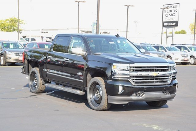 2018 Silverado 1500 Crew Cab 4x4 Pickup #18C127 - photo 8