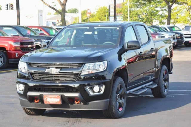 2018 Colorado Crew Cab 4x4 Pickup #18C132 - photo 3