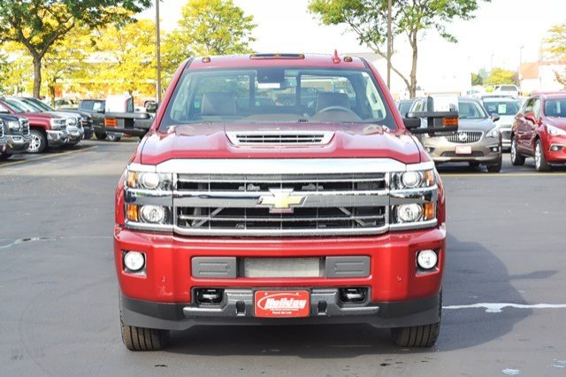 2018 Silverado 2500 Crew Cab 4x4, Pickup #18C138 - photo 9