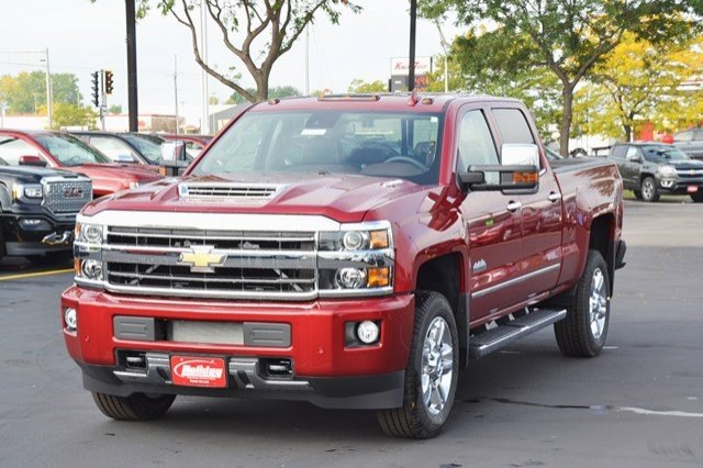 2018 Silverado 2500 Crew Cab 4x4, Pickup #18C138 - photo 3