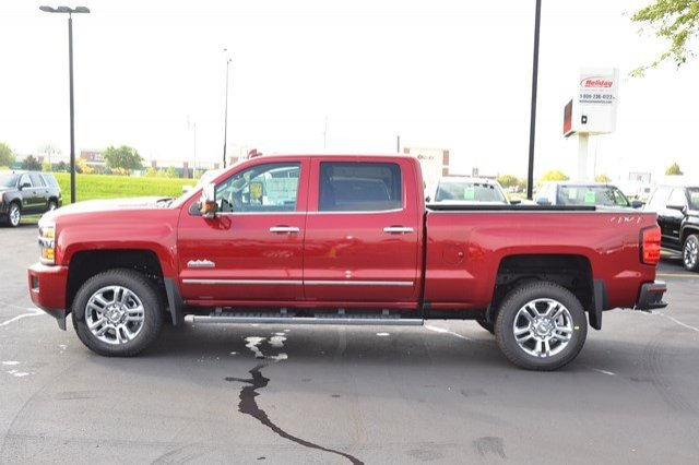 2018 Silverado 2500 Crew Cab 4x4, Pickup #18C138 - photo 4