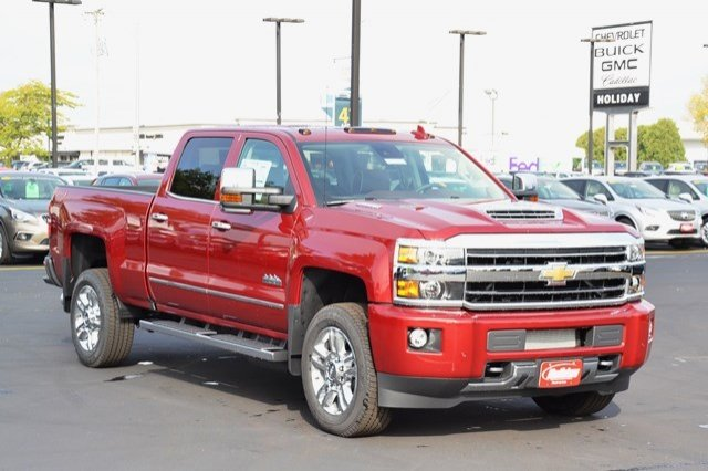 2018 Silverado 2500 Crew Cab 4x4, Pickup #18C138 - photo 8