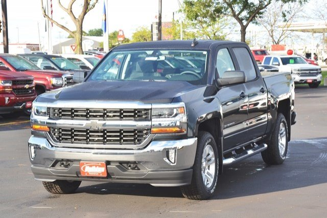 2018 Silverado 1500 Crew Cab 4x4 Pickup #18C149 - photo 3