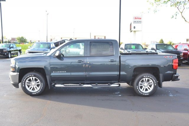 2018 Silverado 1500 Crew Cab 4x4 Pickup #18C149 - photo 4