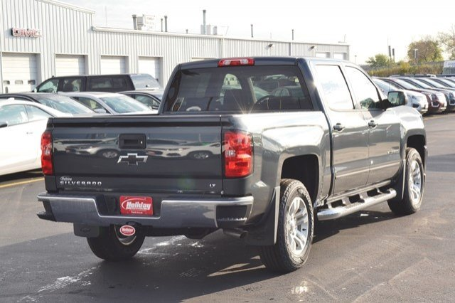 2018 Silverado 1500 Crew Cab 4x4 Pickup #18C149 - photo 6