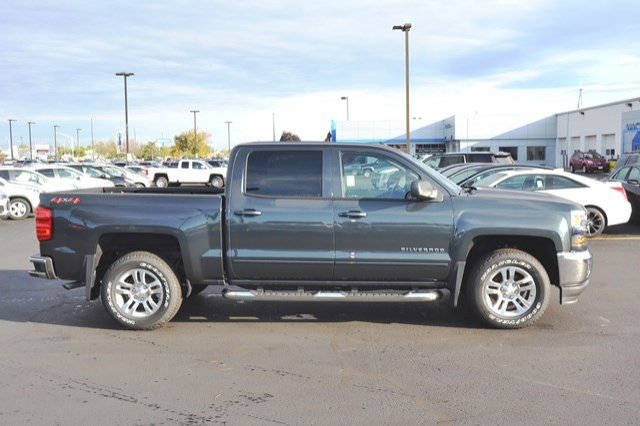 2018 Silverado 1500 Crew Cab 4x4 Pickup #18C149 - photo 7