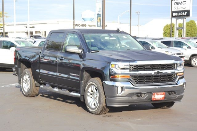 2018 Silverado 1500 Crew Cab 4x4 Pickup #18C149 - photo 8