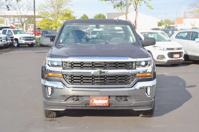 2018 Silverado 1500 Crew Cab 4x4 Pickup #18C149 - photo 9