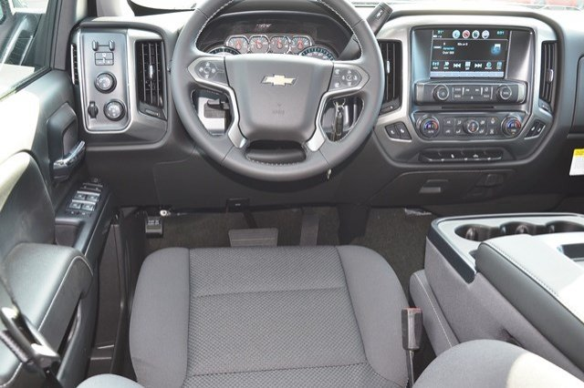 2018 Silverado 1500 Crew Cab 4x4 Pickup #18C149 - photo 19