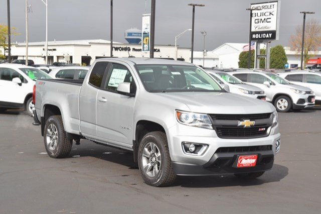 2018 Colorado Extended Cab 4x4, Pickup #18C180 - photo 8