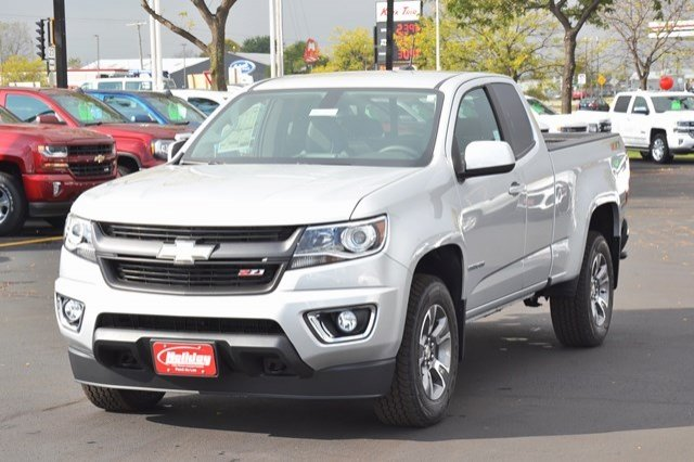 2018 Colorado Extended Cab 4x4, Pickup #18C180 - photo 3