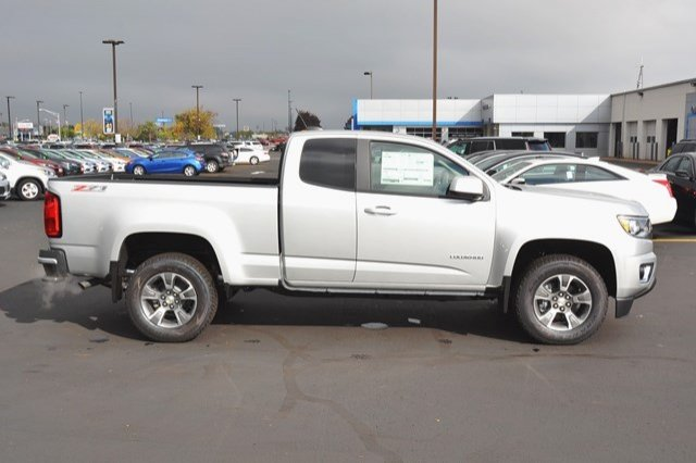 2018 Colorado Extended Cab 4x4, Pickup #18C180 - photo 7