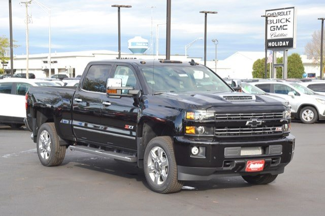 2018 Silverado 2500 Crew Cab 4x4, Pickup #18C181 - photo 8