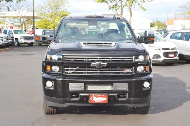 2018 Silverado 2500 Crew Cab 4x4, Pickup #18C181 - photo 9