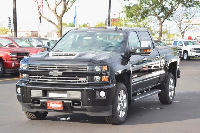 2018 Silverado 2500 Crew Cab 4x4, Pickup #18C181 - photo 3