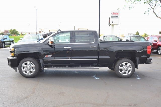 2018 Silverado 2500 Crew Cab 4x4, Pickup #18C181 - photo 4
