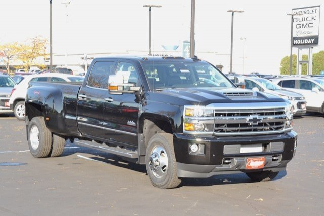 2018 Silverado 3500 Crew Cab 4x4, Pickup #18C188 - photo 8