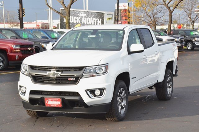 2018 Colorado Crew Cab 4x4 Pickup #18C205 - photo 3