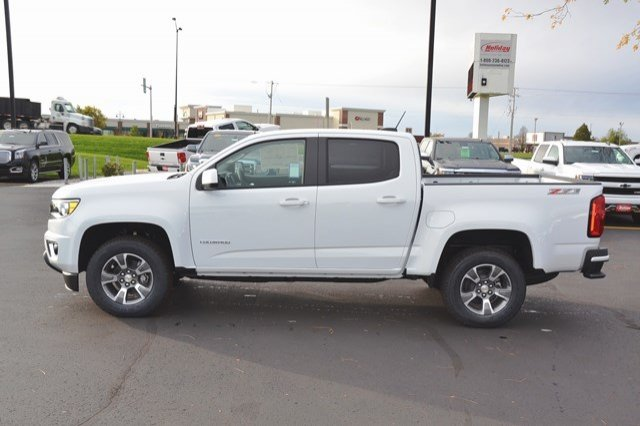 2018 Colorado Crew Cab 4x4 Pickup #18C205 - photo 4