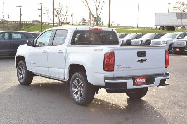 2018 Colorado Crew Cab 4x4 Pickup #18C205 - photo 2