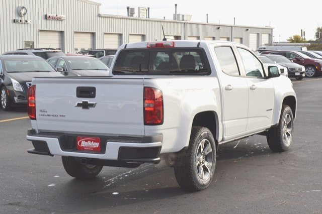 2018 Colorado Crew Cab 4x4 Pickup #18C205 - photo 6