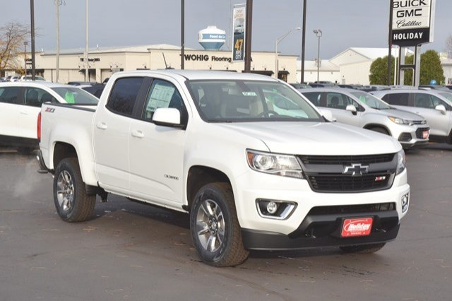 2018 Colorado Crew Cab 4x4 Pickup #18C205 - photo 8