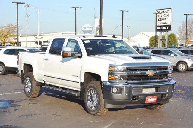 2018 Silverado 3500 Crew Cab 4x4, Pickup #18C208 - photo 8