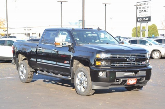2018 Silverado 2500 Crew Cab 4x4, Pickup #18C209 - photo 8