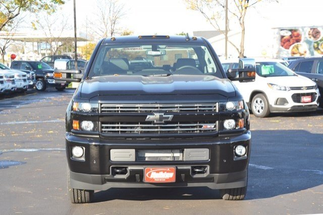 2018 Silverado 2500 Crew Cab 4x4, Pickup #18C209 - photo 9
