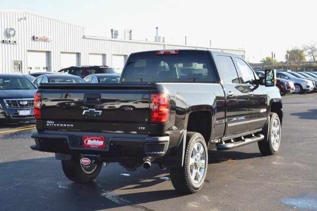 2018 Silverado 2500 Crew Cab 4x4, Pickup #18C209 - photo 6