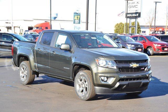 2018 Colorado Crew Cab 4x4 Pickup #18C285 - photo 8