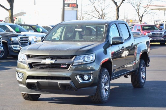 2018 Colorado Crew Cab 4x4 Pickup #18C285 - photo 3