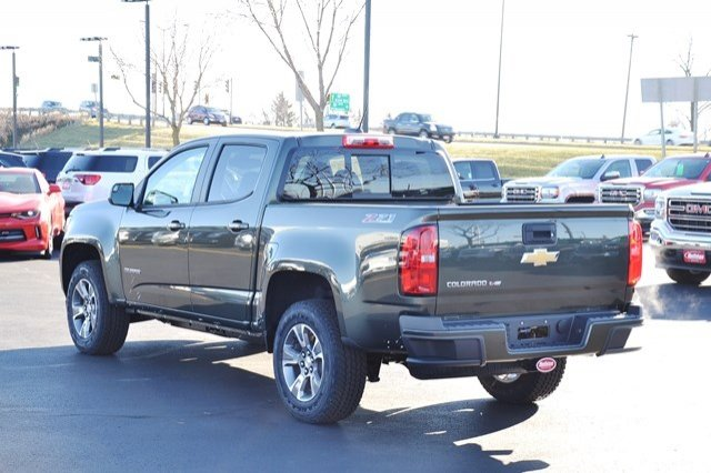 2018 Colorado Crew Cab 4x4 Pickup #18C285 - photo 2