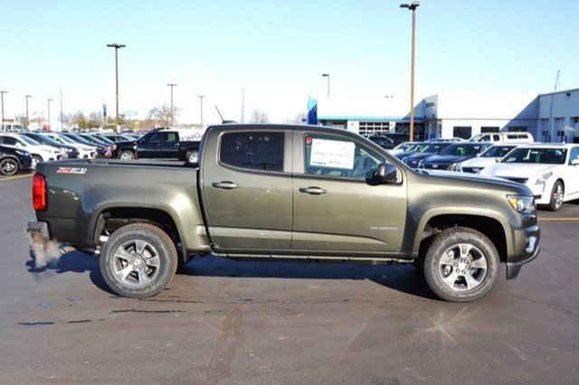 2018 Colorado Crew Cab 4x4 Pickup #18C285 - photo 7