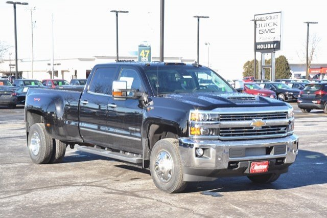 2018 Silverado 3500 Crew Cab 4x4 Pickup #18C341 - photo 8