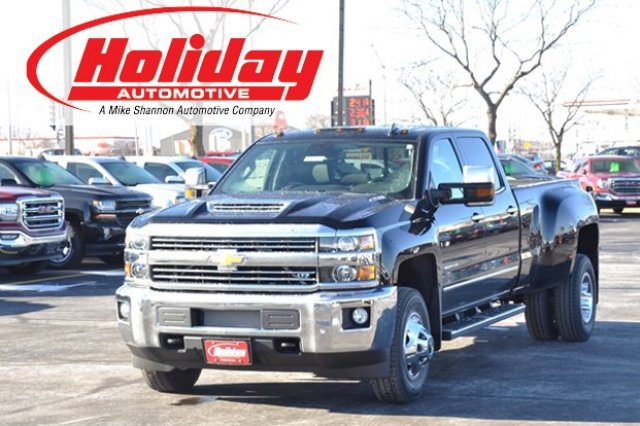 2018 Silverado 3500 Crew Cab 4x4 Pickup #18C341 - photo 1