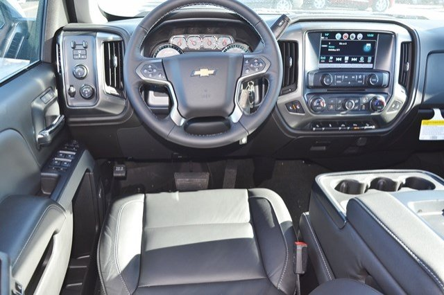 2018 Silverado 1500 Extended Cab 4x4 Pickup #18C347 - photo 19