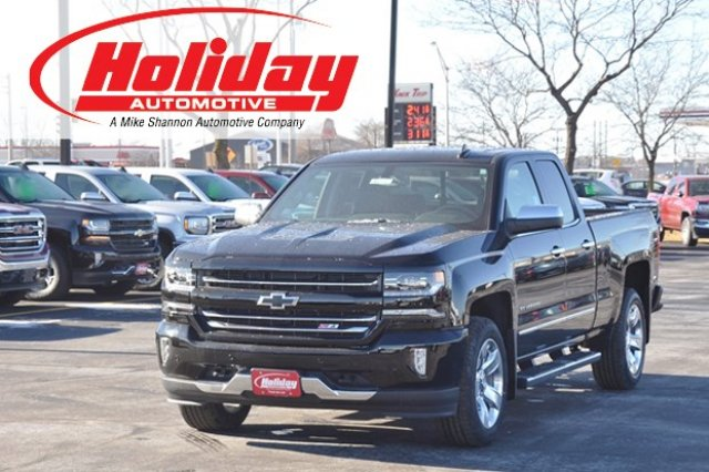 2018 Silverado 1500 Extended Cab 4x4 Pickup #18C347 - photo 1