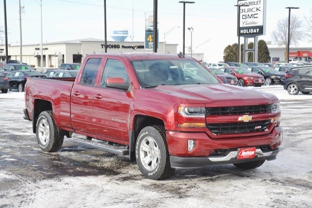 2018 Silverado 1500 Extended Cab 4x4 Pickup #18C358 - photo 8