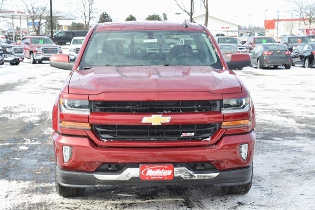 2018 Silverado 1500 Extended Cab 4x4 Pickup #18C358 - photo 9