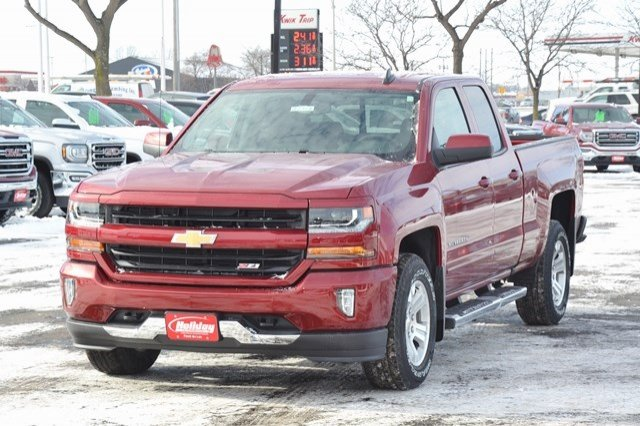2018 Silverado 1500 Extended Cab 4x4 Pickup #18C358 - photo 3