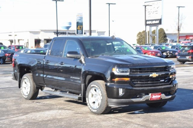 2018 Silverado 1500 Extended Cab 4x4 Pickup #18C359 - photo 8