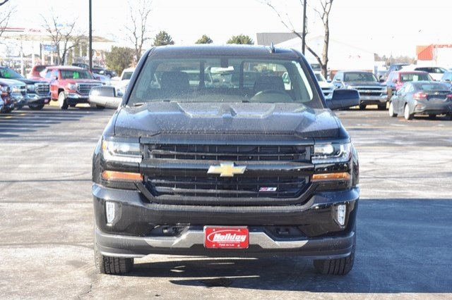 2018 Silverado 1500 Extended Cab 4x4 Pickup #18C359 - photo 9