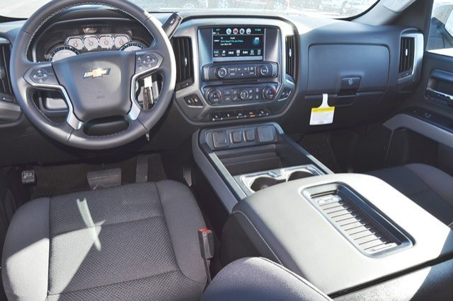 2018 Silverado 1500 Extended Cab 4x4 Pickup #18C359 - photo 19