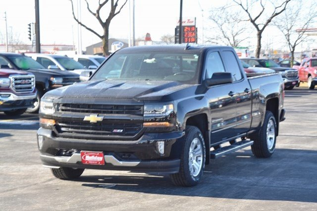 2018 Silverado 1500 Extended Cab 4x4 Pickup #18C359 - photo 3
