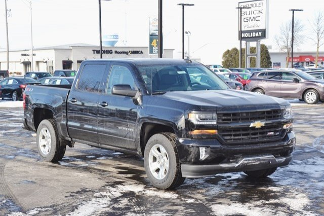 2018 Silverado 1500 Crew Cab 4x4 Pickup #18C372 - photo 8