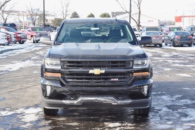 2018 Silverado 1500 Crew Cab 4x4 Pickup #18C372 - photo 9