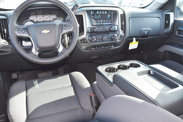 2018 Silverado 1500 Crew Cab 4x4 Pickup #18C372 - photo 18